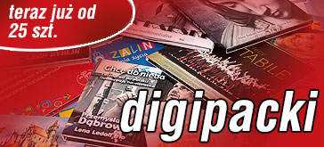 Digipacki do płyt CD,DVD